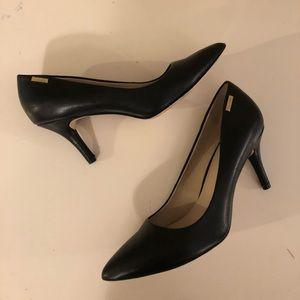 Calvin Klein Black Heel Size 7